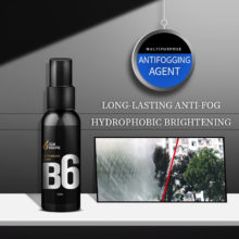 Car Window Glass Anti-Fogging Agent