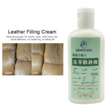 120ML Professional Car Interior Leather Cleaner